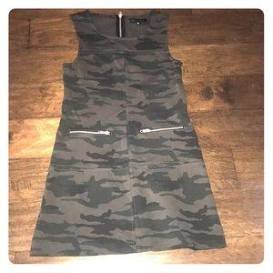 Camoflauge dress